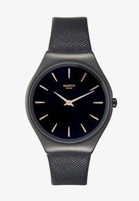 Swatch - SKIN NOTTE - Horloge - schwarz - 1