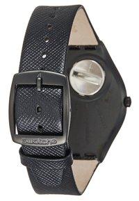 Swatch - SKIN NOTTE - Horloge - schwarz - 2