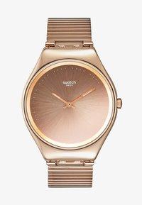 Swatch - SKINELEGANCE - Rannekello - rosegold-coloured - 1