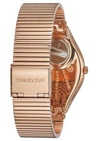 Swatch - SKINELEGANCE - Rannekello - rosegold-coloured - 2
