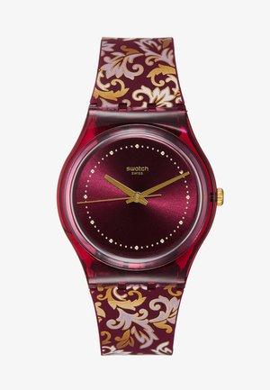 DAMASK - Horloge - red