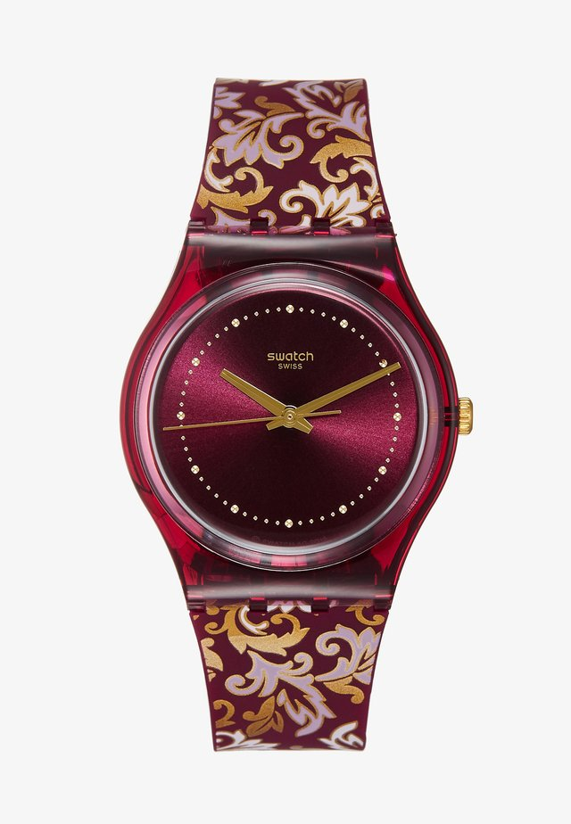 DAMASK - Ure - red