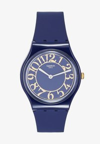 Swatch - BACK IN TIME - Watch - blue - 1