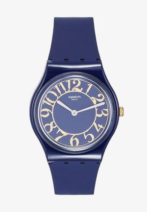 BACK IN TIME - Horloge - blue