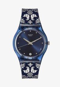 Swatch - CALIFE - Montre - blue - 1