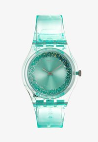 Swatch - AMAZO NIGHT - Montre - türkis - 0