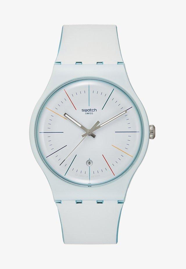 LAYERED - Uhr - weiß