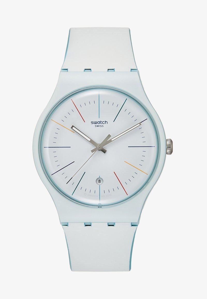 Swatch - LAYERED - Horloge - weiß