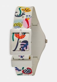 Swatch - JUST FLOWERS - Hodinky - white - 1
