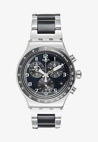 Swatch - SPEED UP - Hodinky se stopkami - silver-coloured - 1