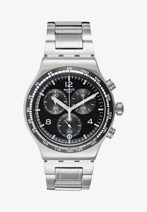 NIGHT FLIGHT - Chronograaf - silver-coloured