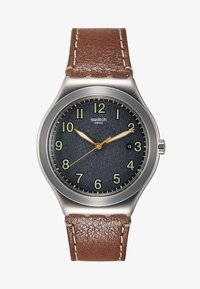 Swatch - BRANDY - Orologio - brown/silver-coloured - 1