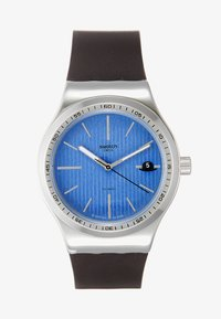 Swatch - CLASSIC LINES - Reloj - silver-coloured/blue - 2