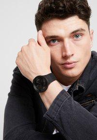 Swatch - BIG BOLD - Hodinky - black - 0