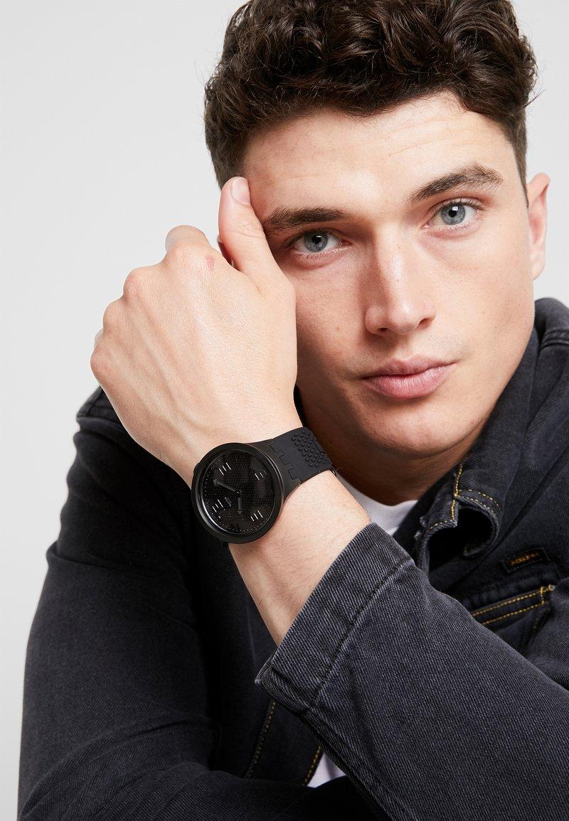 Swatch - BIG BOLD - Hodinky - black