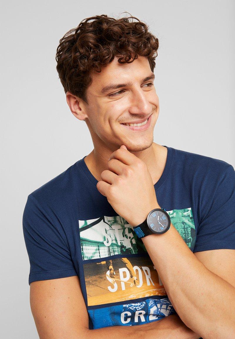 Swatch - BIG BOLD - Uhr - blue