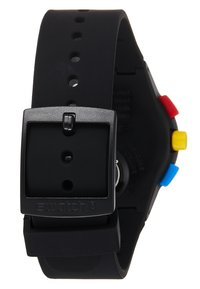 Swatch - ONE - Chronograph watch - black - 2