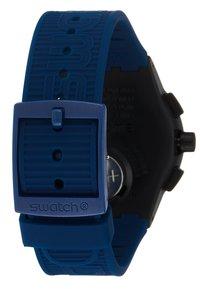 Swatch - X-DISTRICT - Kronografklokke - navy - 2