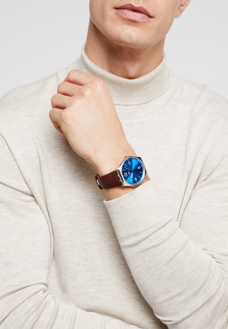 Swatch - SKIN IRONY - Watch - wind