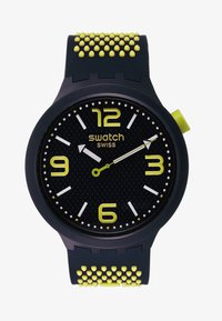 Swatch - BBNEON - Watch - black/yellow - 1