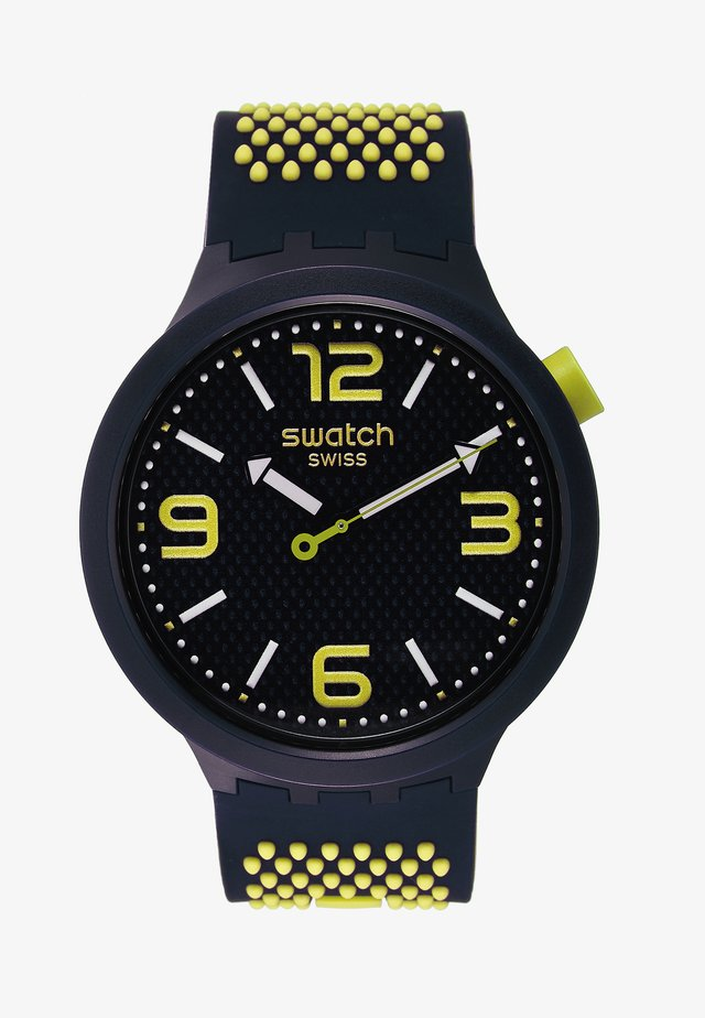 BBNEON - Montre - black/yellow