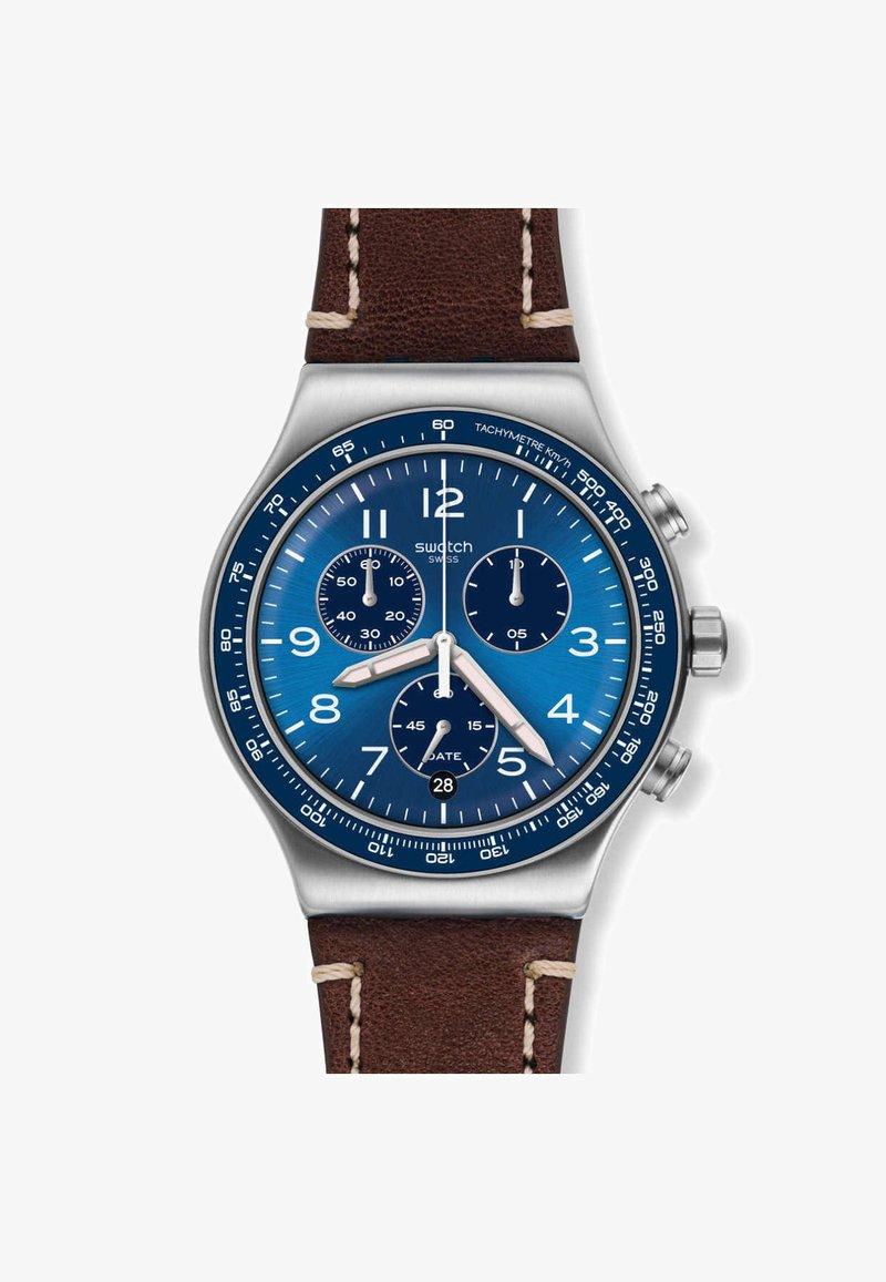 Swatch - Horloge - blue