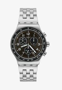 Swatch - Hodinky se stopkami - grey - 0