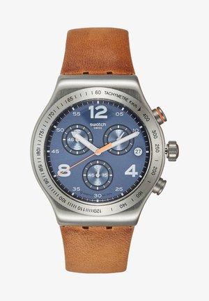 WRIST - Chronograph watch - cognac