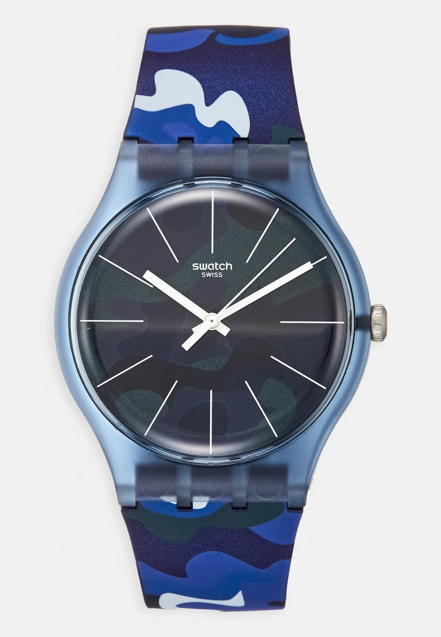 CAMOUFOREST - Hodinky - blue