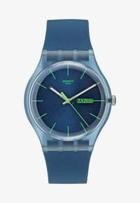 Swatch - BLUE REBEL - Montre - blue - 2
