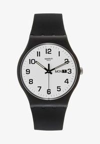 Swatch - TWICE AGAIN - Klokke - black - 2