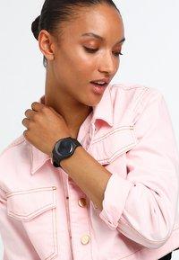 Swatch - BLACK REBEL - Watch - black - 1