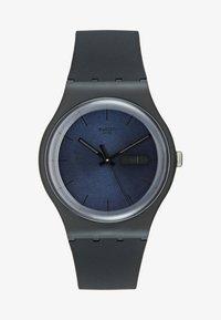 Swatch - BLACK REBEL - Watch - black - 2