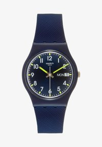 Swatch - SIR BLUE - Hodinky - blue - 2