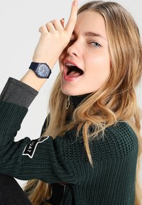 Swatch - SIR BLUE - Hodinky - blue - 1