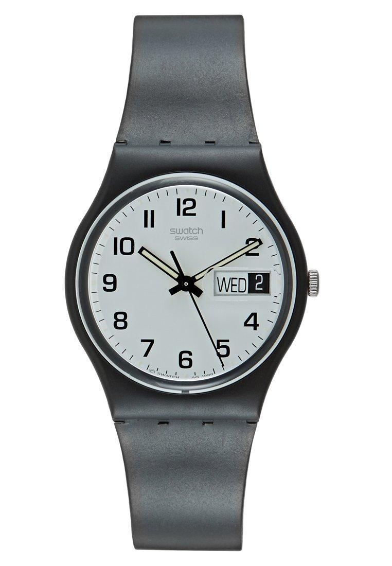 Swatch ONCE AGAIN - Orologio - black Tc2N301W