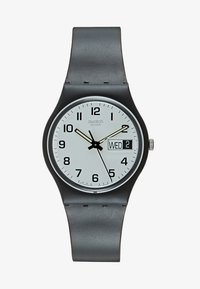 Swatch - ONCE AGAIN - Watch - black - 2