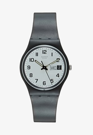 ONCE AGAIN - Horloge - black