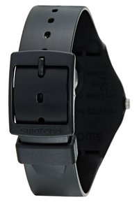 Swatch - ONCE AGAIN - Hodinky - black - 3