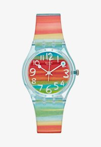 Swatch - COLOR THE SKY - Watch - blue - 1