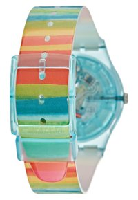 Swatch - COLOR THE SKY - Watch - blue - 2