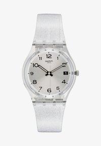 Swatch - SILVERBLUSH - Watch - grey - 1