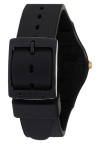 Swatch - GOLDEN TAC - Uhr - black - 3