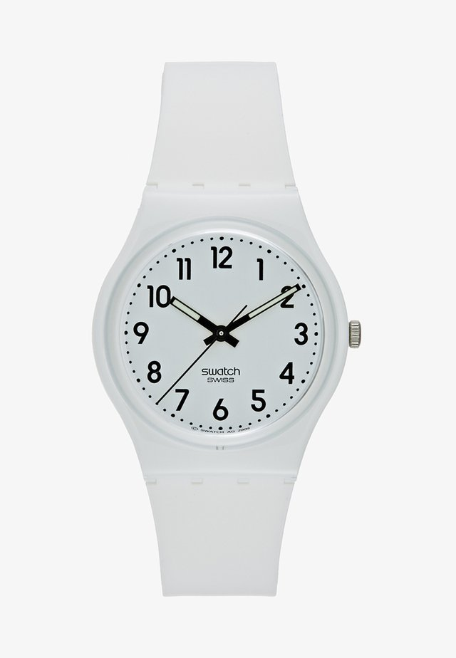 JUST WHITE SOFT - Uhr - white
