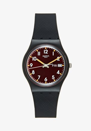 SIR RED - Orologio - schwarz
