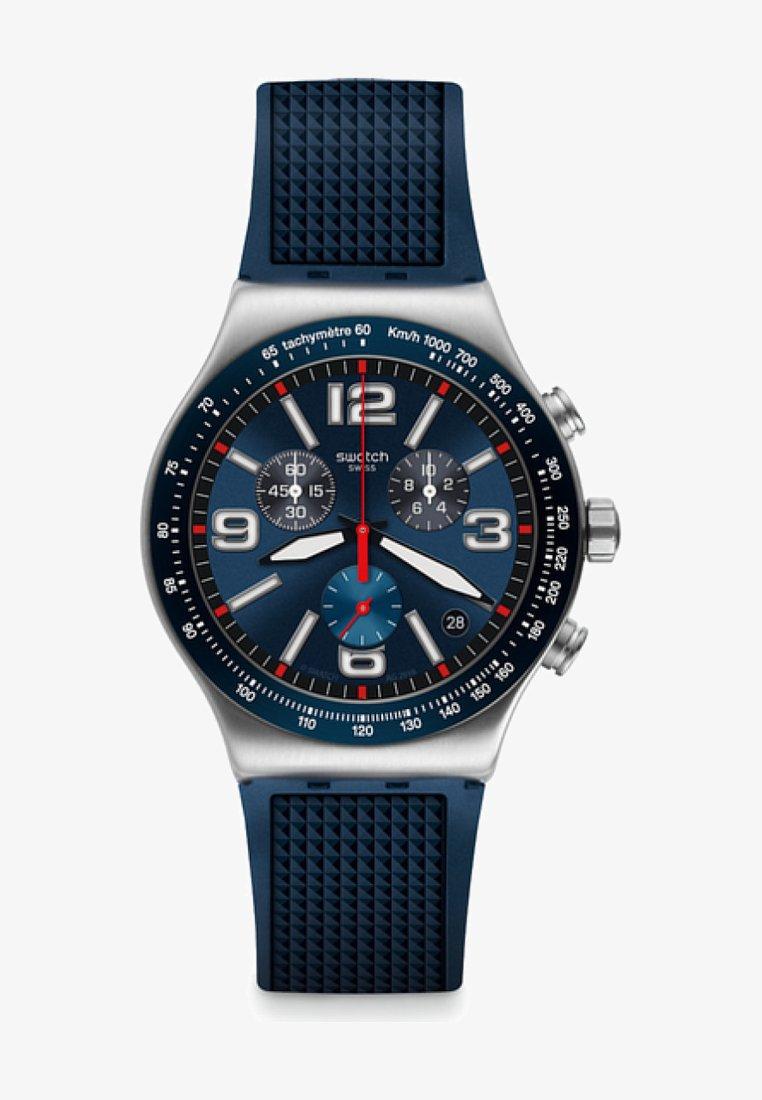 Swatch - Chronograph watch - petrol