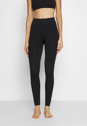 GERDA PREMIUM - Leggings - Stockings - black