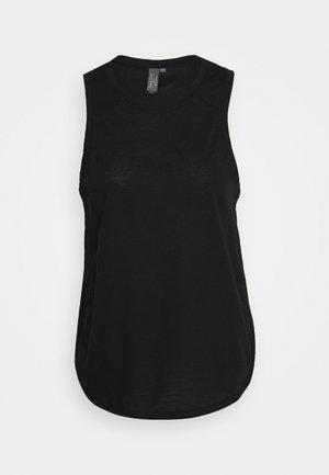 PACESETTER RUNNING - Funkční triko - black