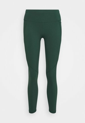 POWER SCULPT 7/8 WORKOUT LEGGINGS - Trikoot - june bug green