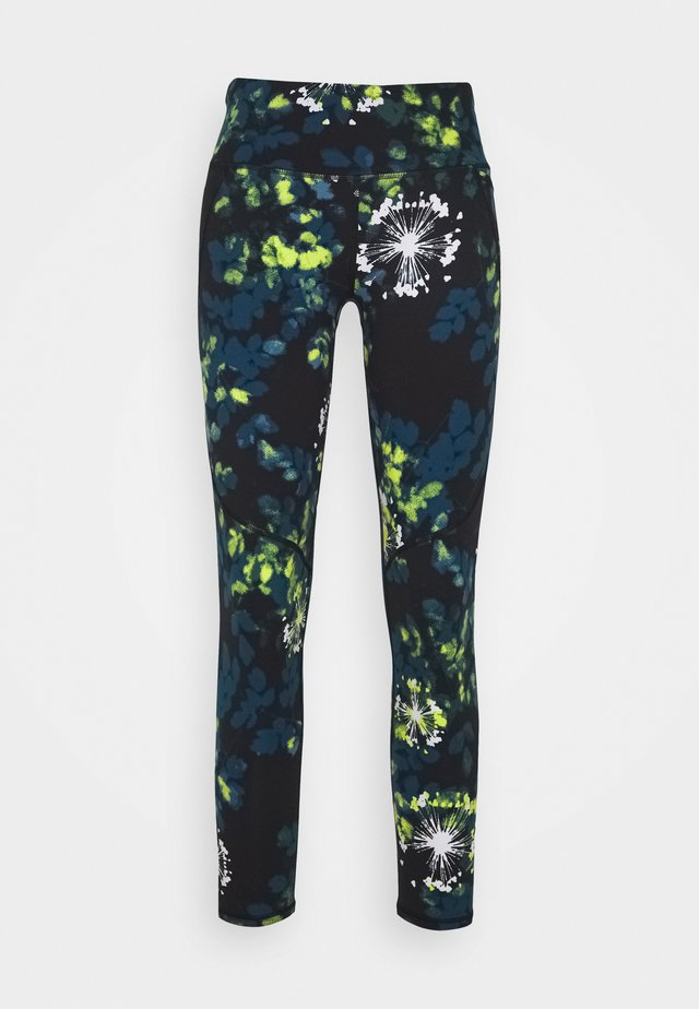 POWER SCULPT WORKOUT LEGGINGS - Legging - lime punch/green